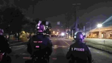 """Photo of Police video captures """"officer down"""" in Louisville"""