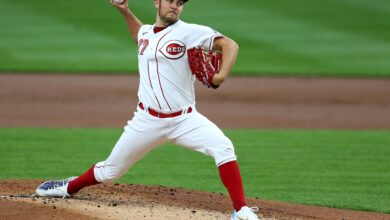 Photo of Cincinnati Reds' Trevor Bauer on his Cy Young case: 'I don't see how you can see it any other way'
