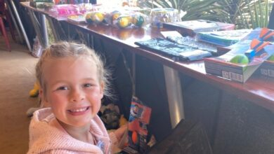 Photo of Truckloads of toys bring joy to grazier kids affected by drought