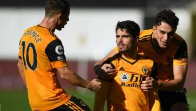 Photo of Wolverhampton Wanderers 1-0 Fulham: Pedro Neto's goal condemns visitors to fourth straight loss