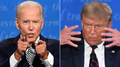 Photo of Election Trump's Support Falls Below 40 Percent Against Biden Following Debate, Poll Shows