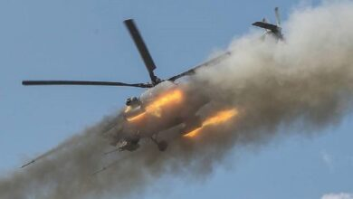 Photo of Putin on the warpath: Russia fits military helicopters with terrifying suicide drones