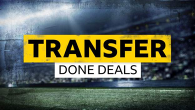 Photo of All the confirmed moves on transfer deadline day