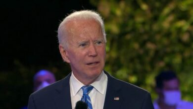 Photo of Election 'Hate only hides': Biden discusses how to combat racial injustice