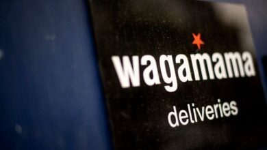 Photo of Wagamama owner slumps to £234.7million half-year loss
