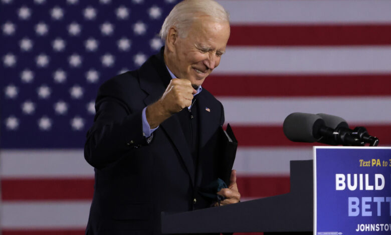 Election Biden Widens Lead to 21 Points After Trump's Coronavirus Diagnosis: Poll