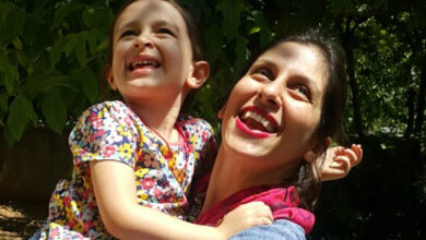 Photo of Iran court levels new, unspecified charge against Zaghari-Ratcliffe