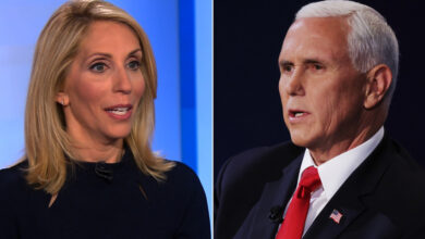 Photo of Debate moment leaves Dana Bash amazed by 'gall' of Pence