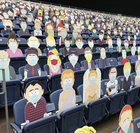 Photo of The Denver Broncos have the entire town of 'South Park' in the stands for today's NFL game.