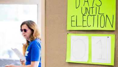 Photo of Campaigns adjust as voters cast ballots before Election Day