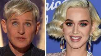 Photo of Katy Perry speaks out amid Ellen backlash