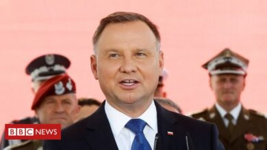 Photo of Covid-19: Poland President Duda tests positive for virus