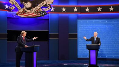 Photo of Election Climate Portion of Final Trump-Biden Debate Revolved Around Ending Oil, Wind 'Fumes'