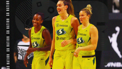 Photo of The Seattle Storm were one of the most dominant WNBA champions ever