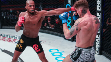 Photo of Michael Page def. Ross Houston at Bellator 248: Best photos