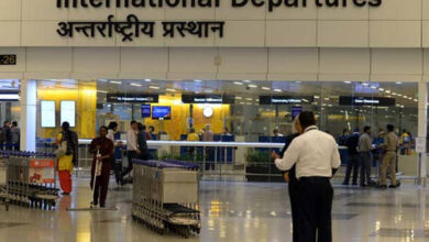 Photo of Delhi airport to soon start COVID-19 testing for international departures