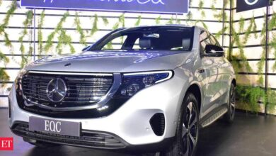 Photo of Mercedes brings its first electric SUV to India