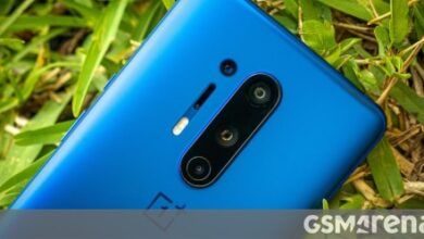 Photo of OnePlus 8, 8 Pro receive Android 11-based OxygenOS 11 stable update