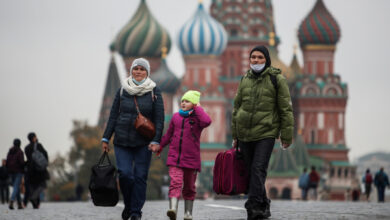 Photo of Foreign tourism shutdown supports Russia's struggling economy amid COVID-19