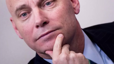 Photo of Vice President Pence's chief of staff, Marc Short, tested positive for COVID-19