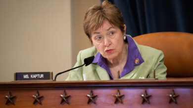 Photo of Kaptur makes her pitch for Appropriations gavel