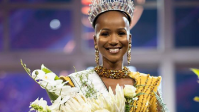 Photo of Shudufhadzo Musida crowned Miss SA 2020