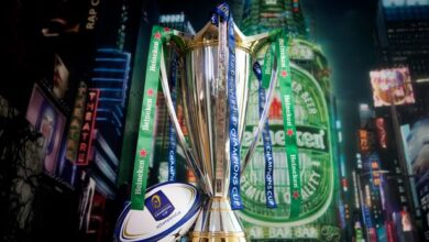 Photo of European Champions Cup draw: Live updates
