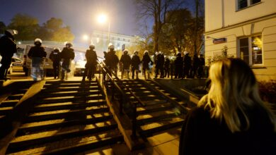Photo of Polish president backtracks on abortion view amid protests