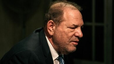Photo of Woman Harvey Weinstein was convicted of sexually assaulting sues for damages