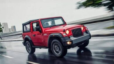 Photo of Mahindra & Mahindra opens bookings for new Thar SUV ₹9.8 lakh and ₹13.75 lakh; delivery will start from November 1, 2020