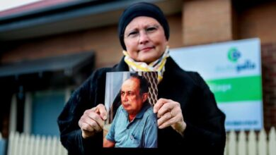 Photo of 'You can't understand how bad it is': Sandra's dad pleaded to leave aged care before dying from COVID-19