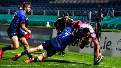 Photo of Ashton Hewitt produces stunning try but Leinster ultimately in cruise control