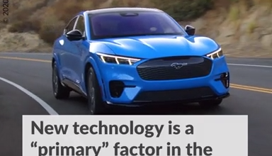 Photo of Buying a new car? Ford and Toyota hope tech features drive your choice toward these SUVs