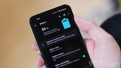 Photo of Google will fix Pixel 5 bug that leaves battery indicator stuck