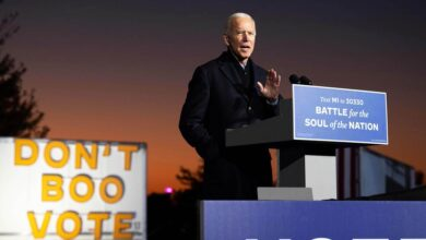 Photo of Election As Biden sees several paths to win, Democrats face 'crippling fear' of 2016 redux