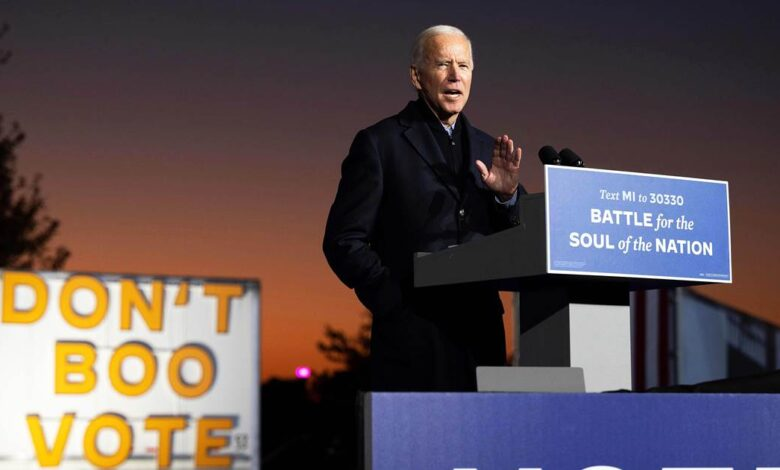 Election As Biden sees several paths to win, Democrats face 'crippling fear' of 2016 redux