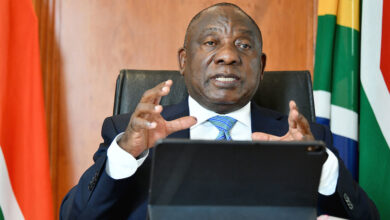 Photo of Ramaphosa wishes matriculants tackling final exams 'good luck', despite Covid challenges