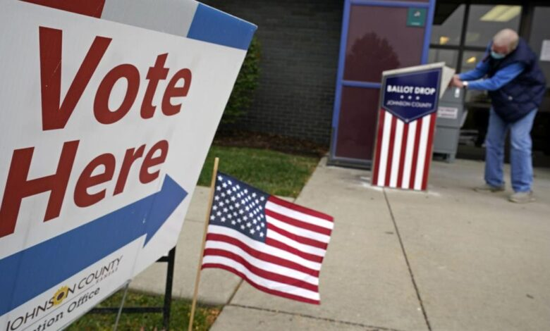 Election EXPLAINER: States to watch closely on election night