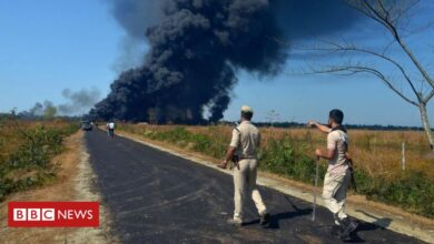 Photo of India's longest burning gas fire is destroying lives