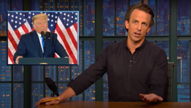 Photo of Election Seth Meyers explains why Republicans are to blame for the Midwest's delayed election results