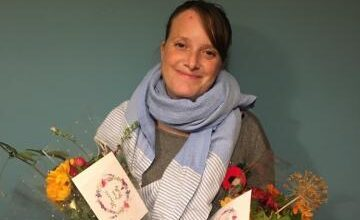 Photo of Flowers From Molly: 95 bouquets donations in memory of caring neighbour