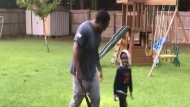 Photo of This kid making his first catch is the only thing you need to see today