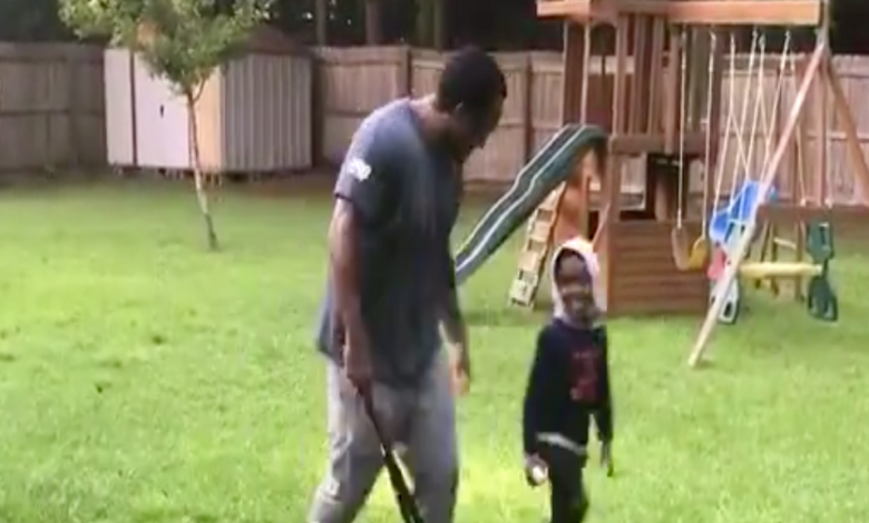 This kid making his first catch is the only thing you need to see today