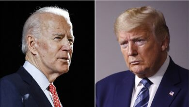 Photo of Election All eyes on Pa., other battlegrounds as Biden increases lead, Trump vows legal fight