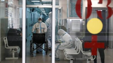 Photo of More than 20,000 cases of COVID-19 infection detected in Russia