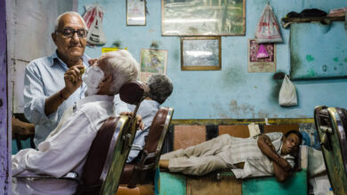 Photo of Portraits of Everyday Life in the Indian State of Gujarat