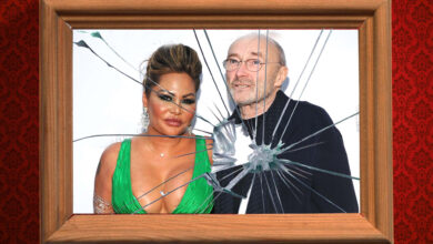Photo of Inside Phil Collins and ex-wife Orianne Cevey's heated splits