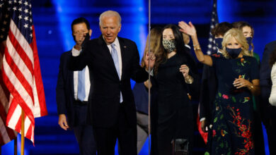 Photo of Election 'Time to heal in America,' Biden says in post-election speech