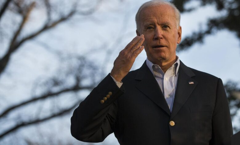 """Election Biden Campaign To Trump: Government Capable Of """"Escorting Trespassers Out Of The White House"""""""