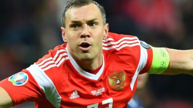Photo of Russia World Cup hero and captain Artem Dzyuba dropped after 'masturbation' video leak goes viral